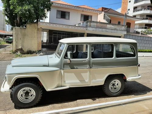 Imagem 1 de 11 de Ford Rural 4x4 Muito Nova