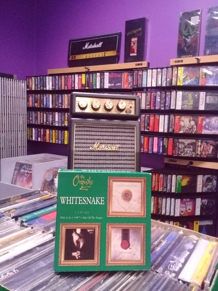 Whitesnake- The Originals. Box Set 3 Cds Uk.