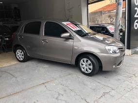 Toyota Etios 1.3 16v X Aut. 5p 2017
