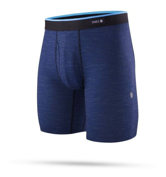 Boxer Stance Contrast Navy