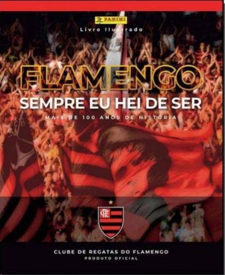 Álbum + 130 Figurinhas Do Flamengo S/repetição Para Colar