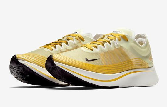 Nike Zoom Fly Sp Dark Citron 30cm Nuevos Con Defecto Kiksmx