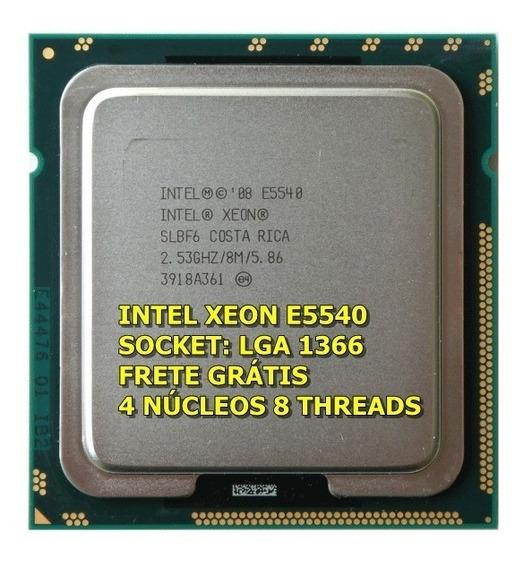 Processador Intel Xeon E5540 I7 920 I7 940 Lga 1366 + Brinde