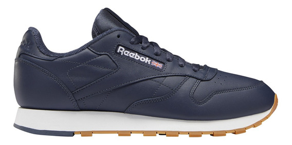 Zapatillas Reebok Moda Classic Leather Mu Hombre Mn/mn