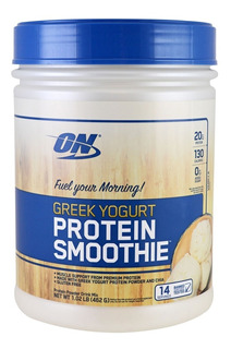 Protein Smoothie X 1.02lb (yogur Griego) - Optimun Nutrition