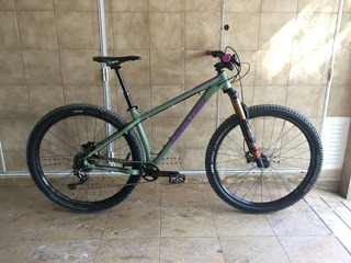 Bicicleta Santa Cruz Chameleon