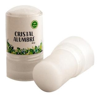 Desodorante De Piedra De Alumbre - 100% Ecológico Y Natural