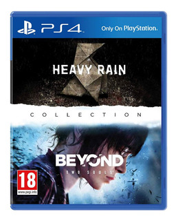 Heavy Rain & Beyond Two Souls Collection - Ps4 Juego- Sniper