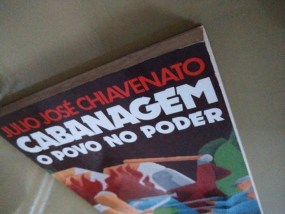 Livro Cabanagem O Povo No Poder
