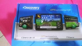 Gps Aquarius Discovery Channel 7 Polegadas