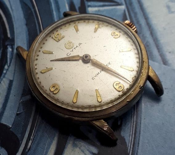 Relógio Cyma Corda Manual
