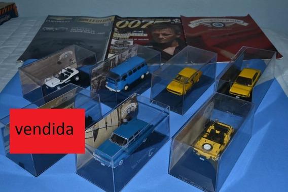Lote 15 Miniaturas 1:43 Carros Liquidação Coleção