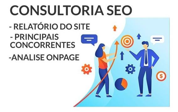 Consultoria Seo Completa Para Websites