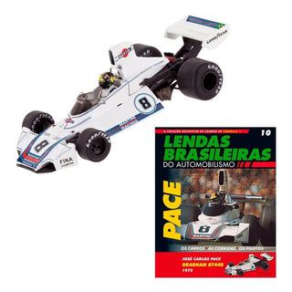 Miniatura Fórmula 1 F1 Pace Brabham Bt44b 1975 Automobilismo