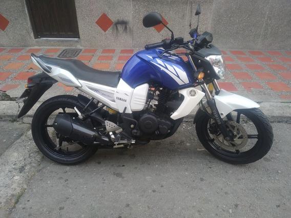 Yamaha Fz 16 Modelo 2014 Al Dia Ganga Papeles Nuevos