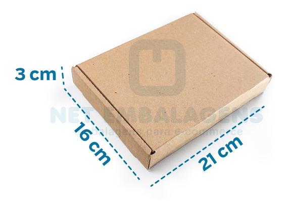 100 Caixas Papelão P Dvd 21x16x3 - Mercado Livre E Correios