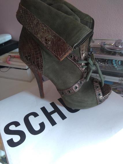 Bota Ankle Boots Schutz