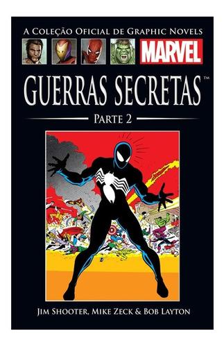 Graphic Novel (07) Guerras Secretas Parte 2 Salvat
