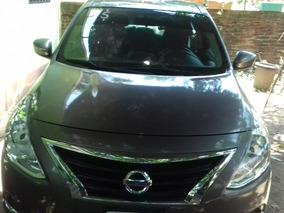 Nissan Versa 1.6 Advance L4 Man At