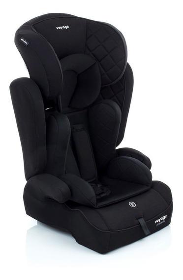 Cadeira Active Fix Com Isofix De 9 A 36kg Voyage - Preto