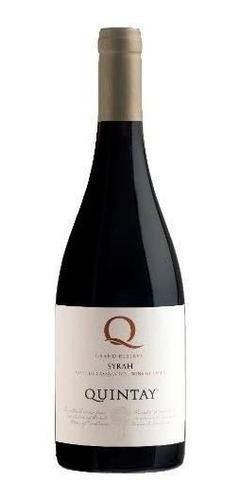 6 Quintay Q Gran Reserva Syrah Ref. Retail$59.940