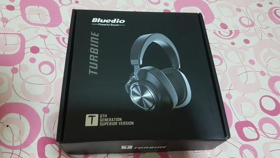 Fone De Ouvido Bluedio T7 Bluetooth