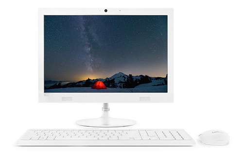 Imagen 1 de 2 de Lenovo All In One 19.5  Dual Core 4gb 1tb W10 Nuevo