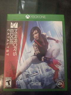 Mirrors Edge Catalyst Xbox One Fisico
