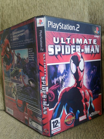 Ultimate Spider-man Para Playstation 2 - Patch