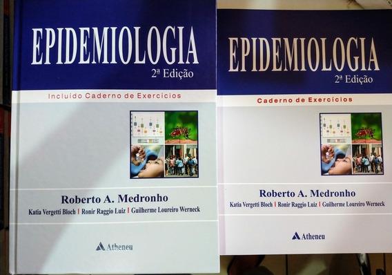 Medronho - Epidemiologia + Caderno De Exercícios