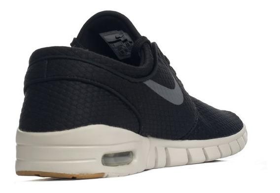 Tênis Nike Sb Stefan Janoski Max Preto Original