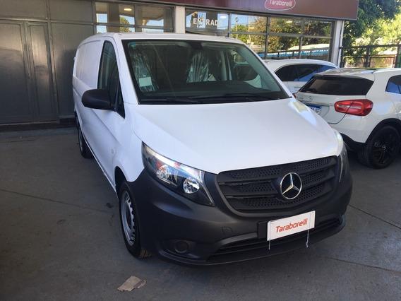 Mercedes Benz Vito Furgón 111 Cdi 2018 Taraborelli