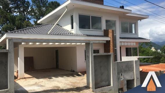 Acrc Imóveis - Casa À Venda No Bairro Imigrantes, Timbo / Sc - Ca00411 - 31913221