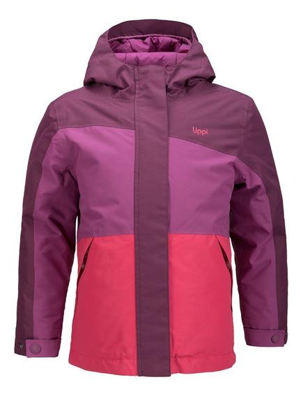 Chaqueta Niña Lippi Andes Snow B-dry Jacket Purpura I19