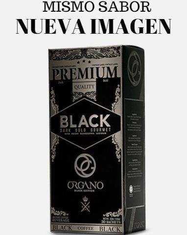 Paquete De 3 Café Orgánico Negro Organo Gold