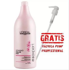 Loreal Expert Shampoo Vitamino Color Aox 1500ml Profissiona