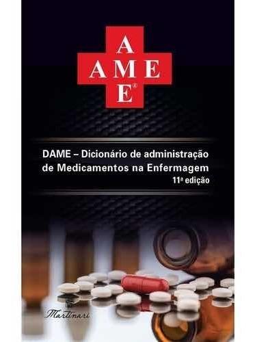 Ame Dicionário De Administração De Medicamentos Enfermagem