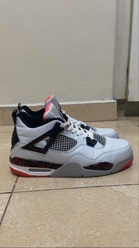 Imagen 1 de 3 de Jordans 4 Hot Lava