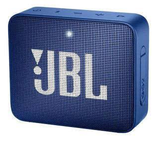 Parlante Portátil Jbl Go 2 Azul