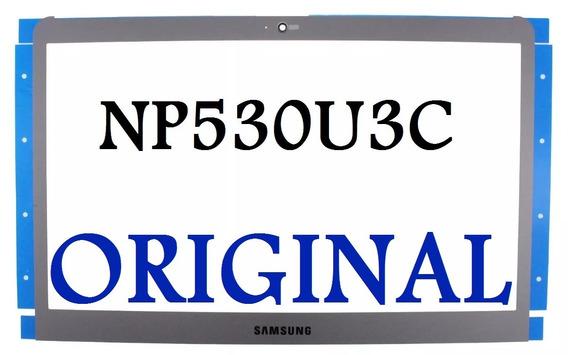 Moldura Bezel Samsung Np530u3c Np535u3c Np530u3b Ba75-03710