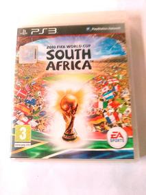 Playstation 3 - 2010 Fifa South Africa - Original Americano