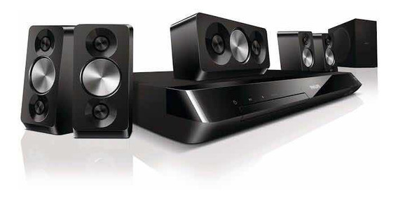Home Theater Philips 5.1 Hts5533/78