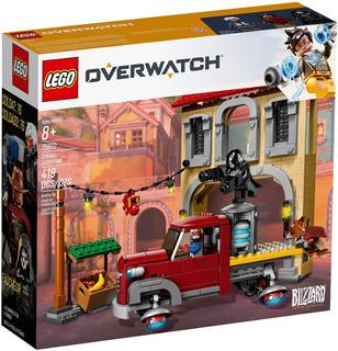 Lego 75972 Overwatch Enfrentamiento Dorado Sumun