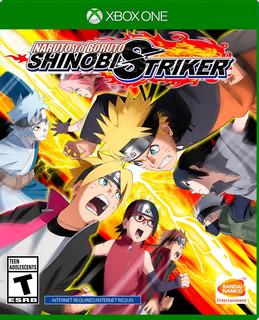 Naruto To Boruto Shinobi Striker Xbox One (en D3 Gamers)