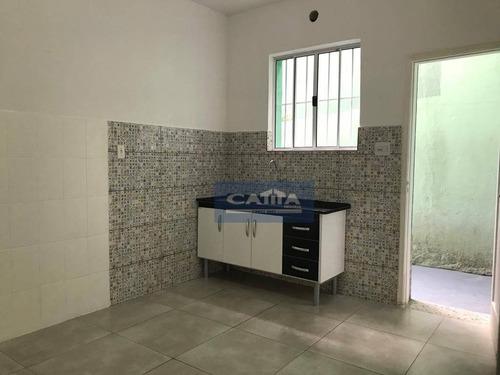 Imagem 1 de 16 de Casa Com 1 Dormitório Para Alugar, 50 M² Por R$ 1.200,00/mês - Tatuapé - São Paulo/sp - Ca4143