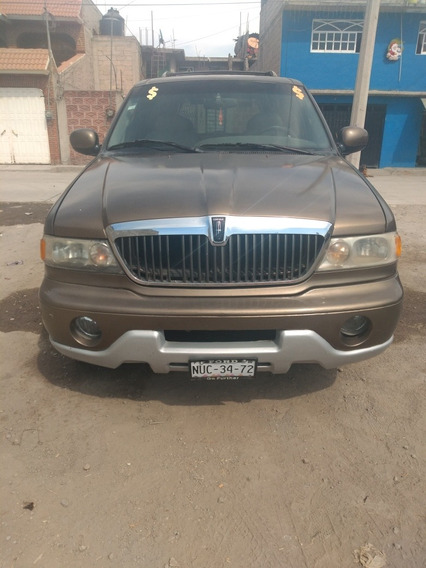 Lincoln Navigator Vagoneta 4x2 At 2001