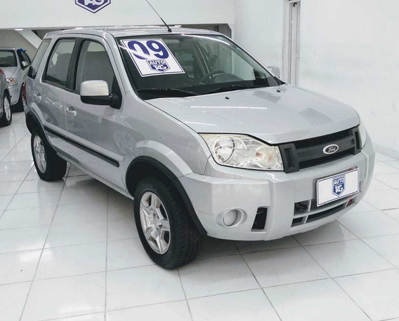 Ford Ecosport 1.6 Xl Flex 5p 101 Hp 2009