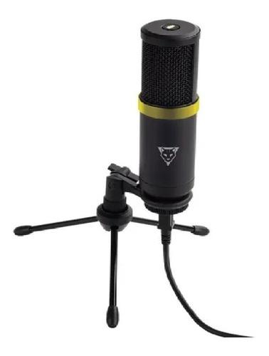 Imagen 1 de 2 de Ocelot Ogmic-01 - Micrófono Usb Metálico Para Streaming