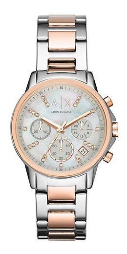 Reloj Armani Exchange Mujer Plateado Ax4331