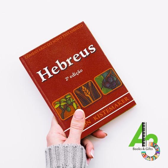 Lr12 Comentários Hebreus - 2ª Edição - Simon Kistemaker